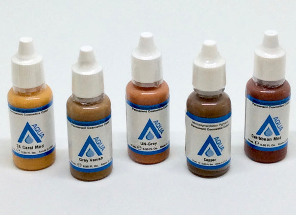 Modifier and Corrector  LI Pigments