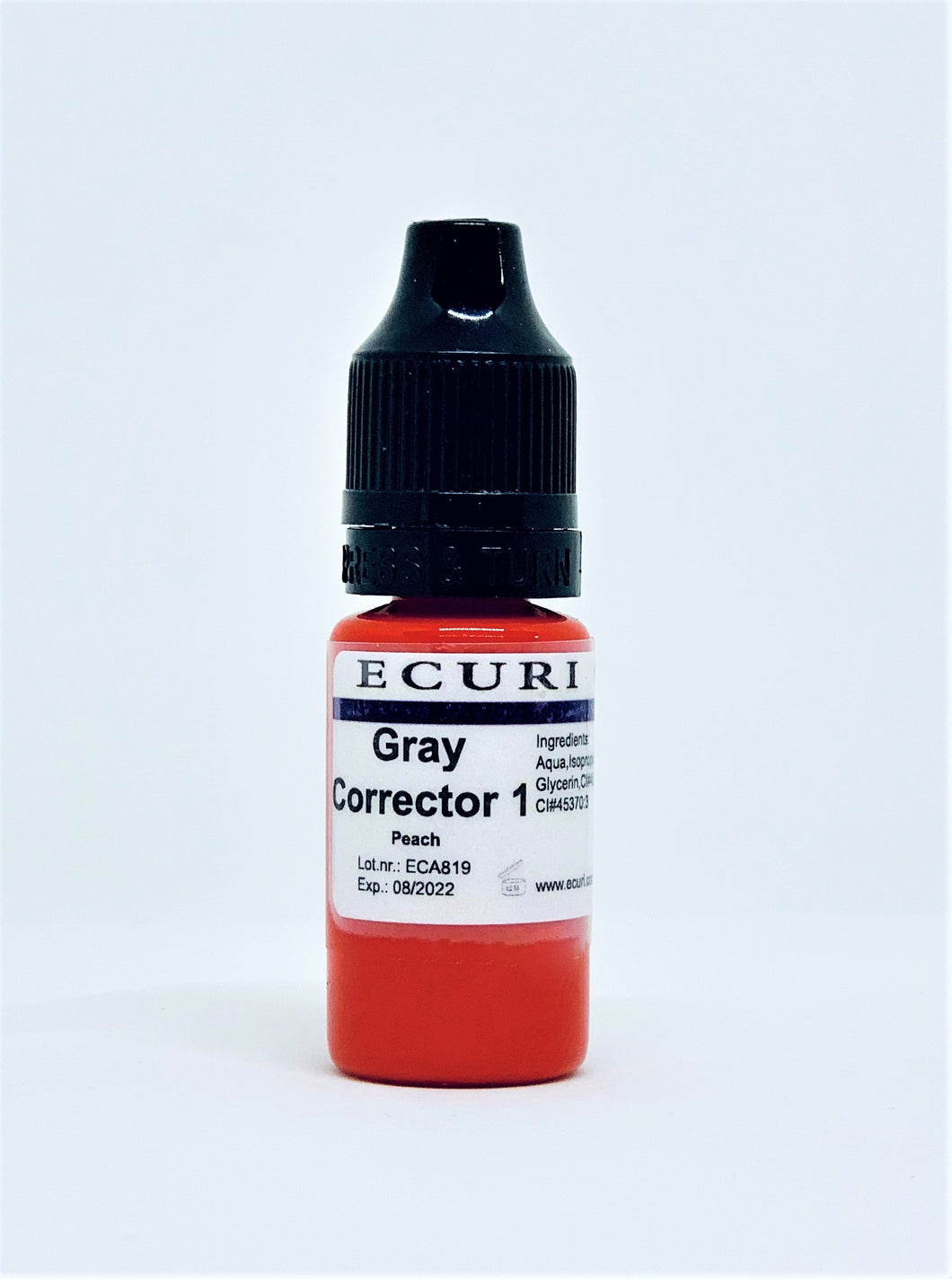 Gray Corrector 1-Peach 10ml