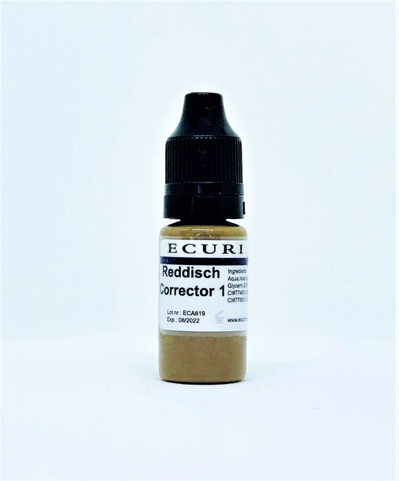 Reddish Corrector 1 Salt & Pepper 10ml