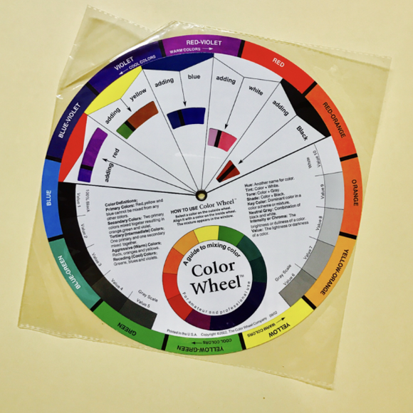 Large Colour Wheel