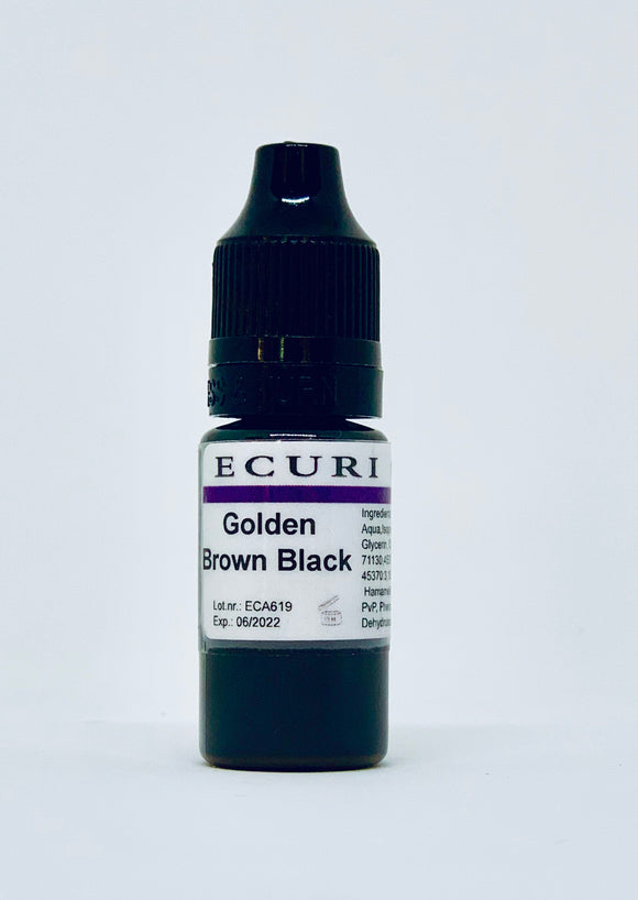 Golden Brown Black 10ml