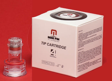 Mini Pin 4 Pack Needle Cartridges (value)