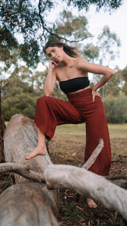 Hemp Pants sustainable Australian Fashion