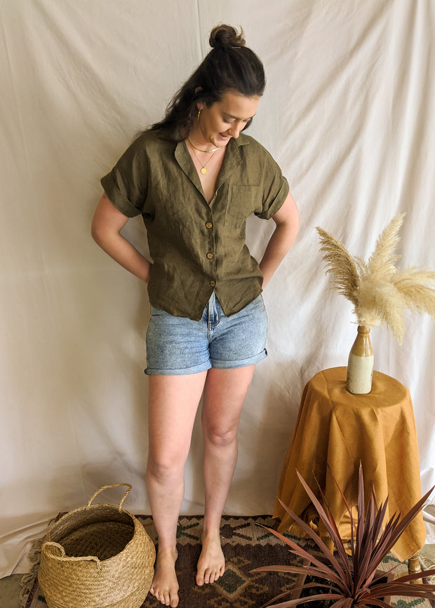 The Eagle's Way Blouse