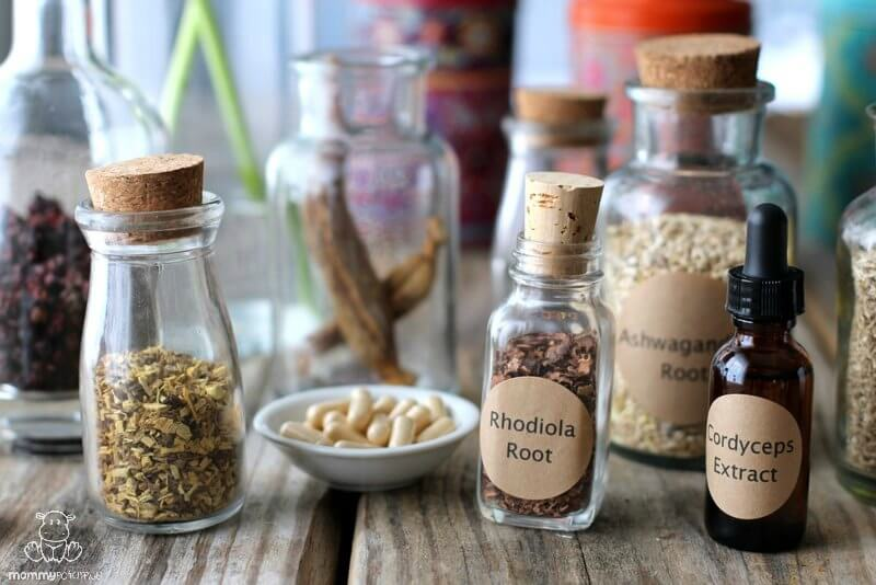Adaptogens List:  The Natural Herbs You Need To Try