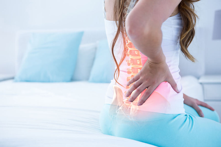 How to Reduce Back Pain with Supplements