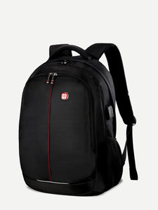 Men Waterproof Portable Nylon Backpack