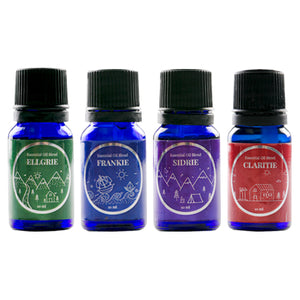 Narinar Family  Aromatherapy Series
