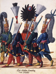 Did you know?  Featuring: The Ottoman Elite Janissary Corps.