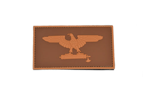 Roman Eagle with Fasces PVC Patch
