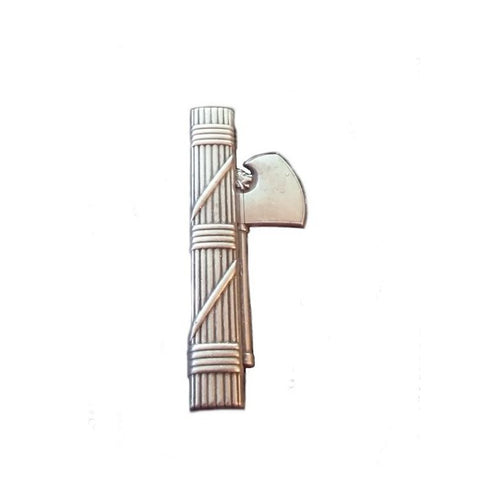 Italian Fascist/Roman Fasces (in pewter color) pin.