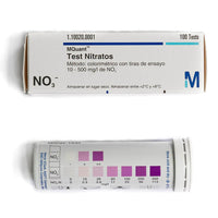 Nitrate test strips- HIgh resolution