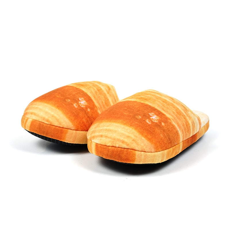 Bread Loaf Slippers