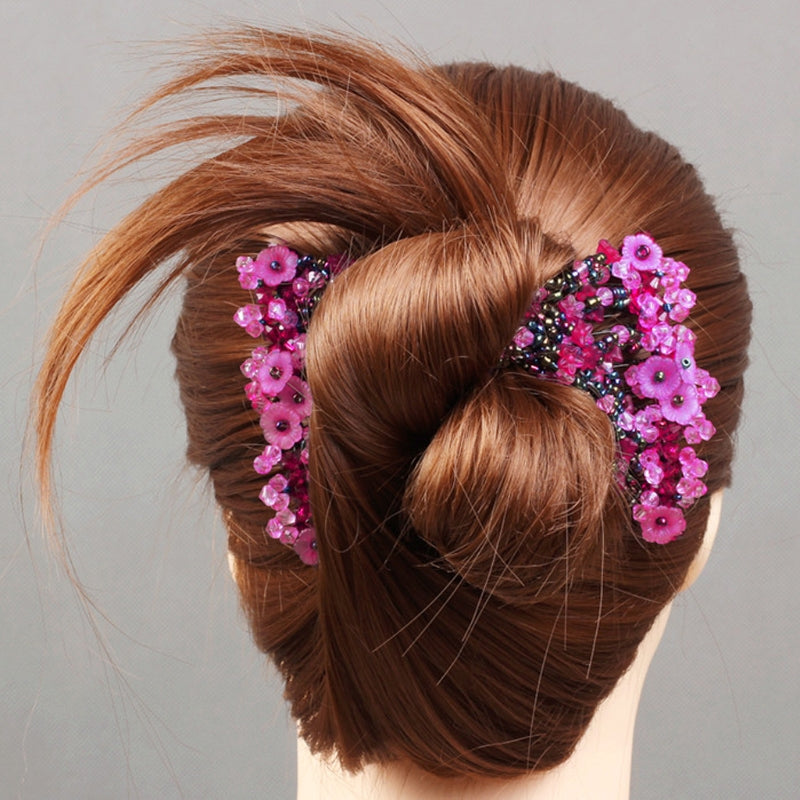 Magic Stretchy Double Hair Clip