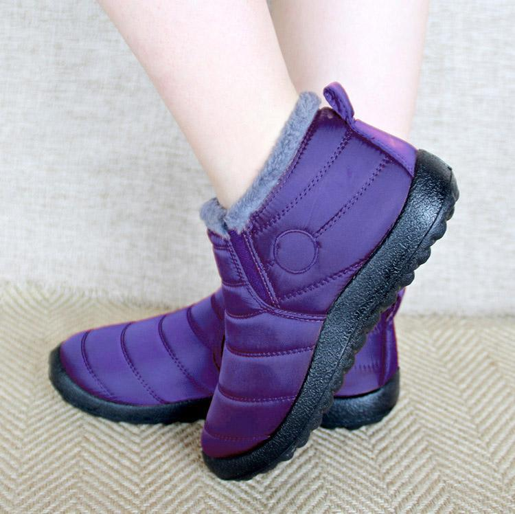Another Color/Pair Warm Ankle Boots
