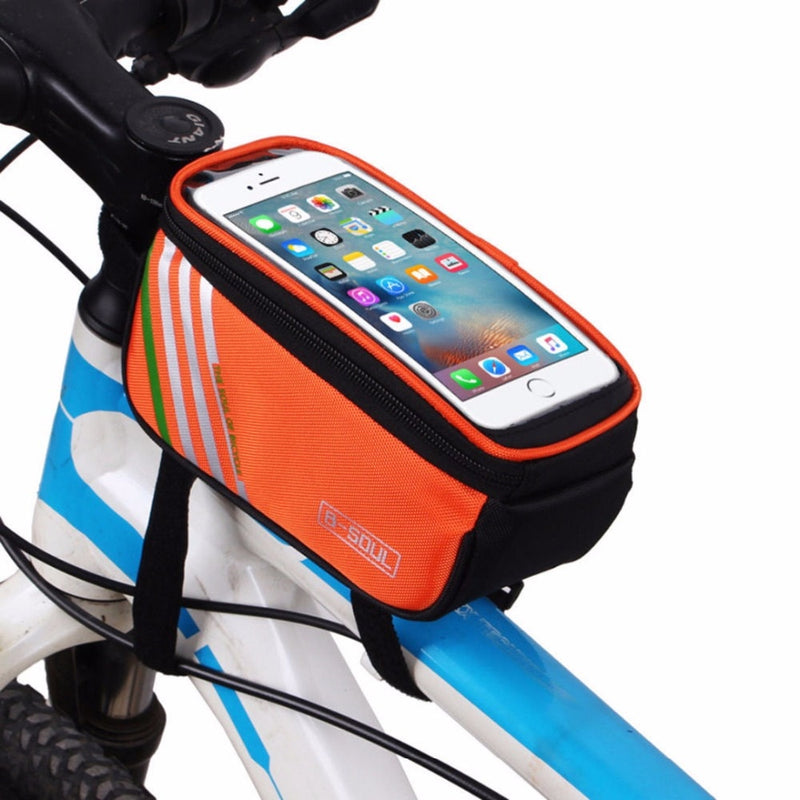 Touch Screen Bike Bag