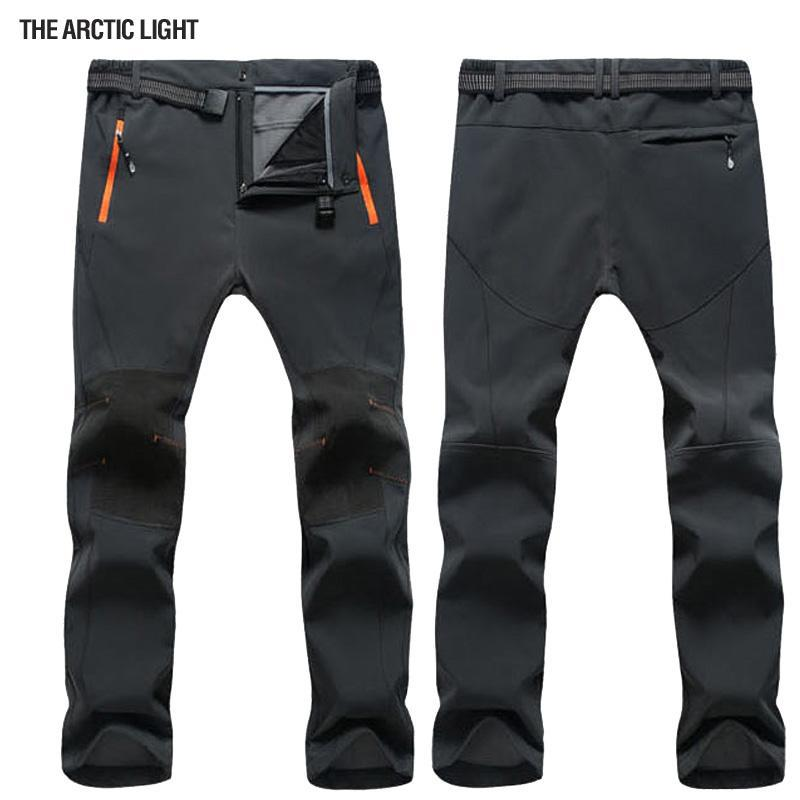 Cold-Proof Winter Pants