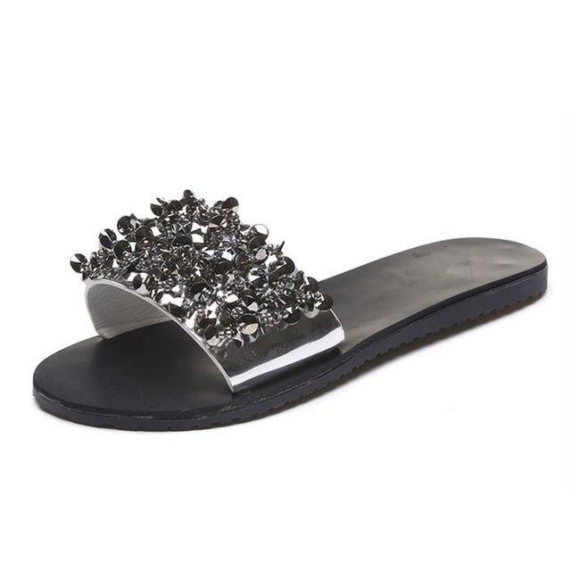 Black Crystal Slides