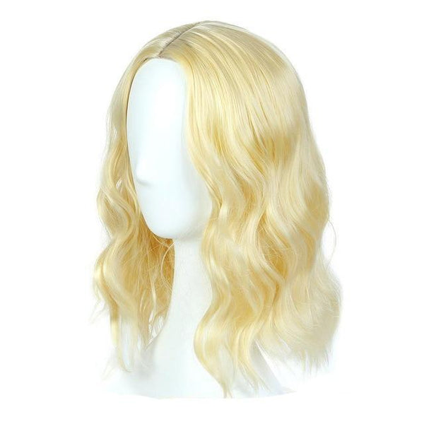 "14"" Natural Synthetic Wig"