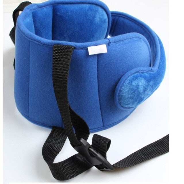 Child Car Seat Head Support - Comfortable Safe Sleep Solution
