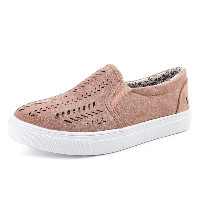 Womens Casual Slip-On Loafers