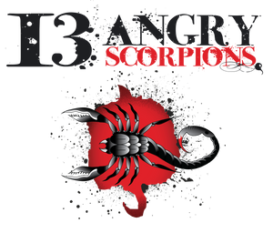 13 Angry Scorpions - Hot Sauces