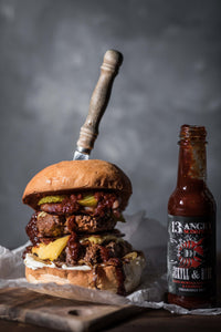JEKYLL & HYDE - Aged Moruga Scorpion & Chipotle - Freakishly Hot - World Champion Barbecue Style Hot Sauce