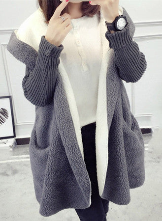Comefy Thickened Cashmere Coat