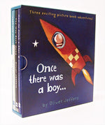 New Arrival - Once there was a boy ...