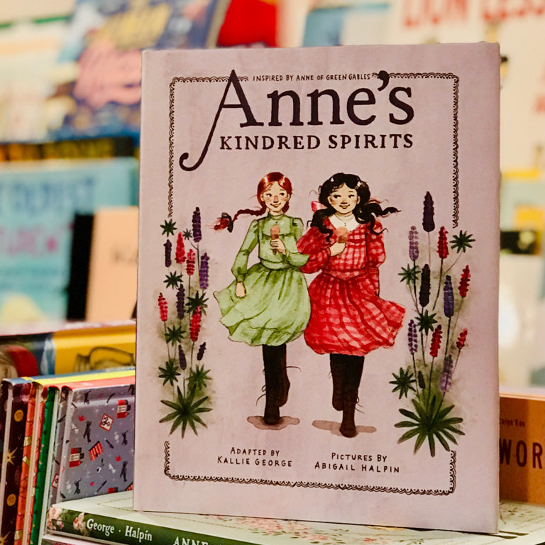 Book Review: Anne's Kindred Spirits