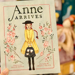 Book Review: Anne Arrives