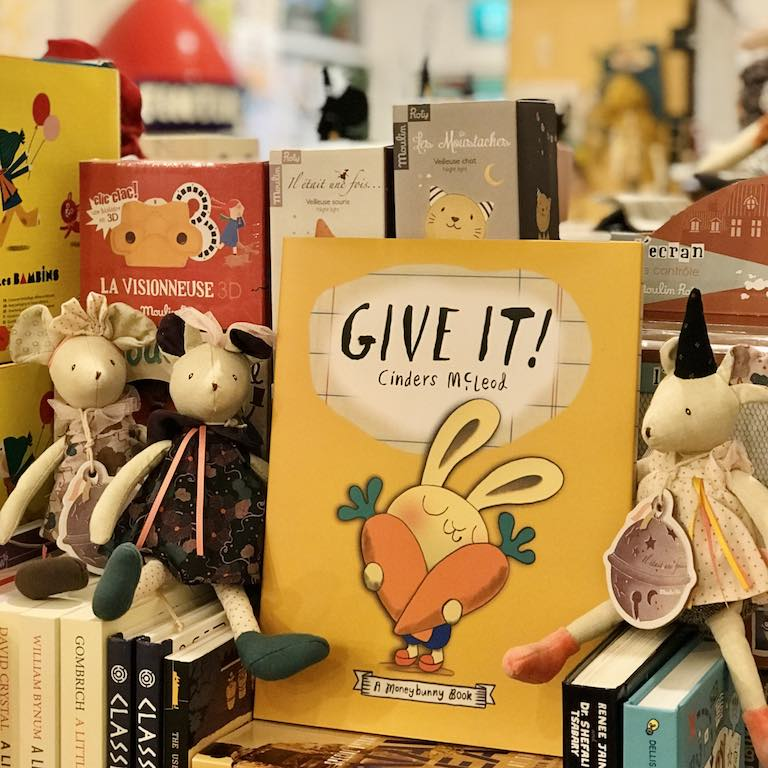 Book Review: Give It! A Moneybunny Book