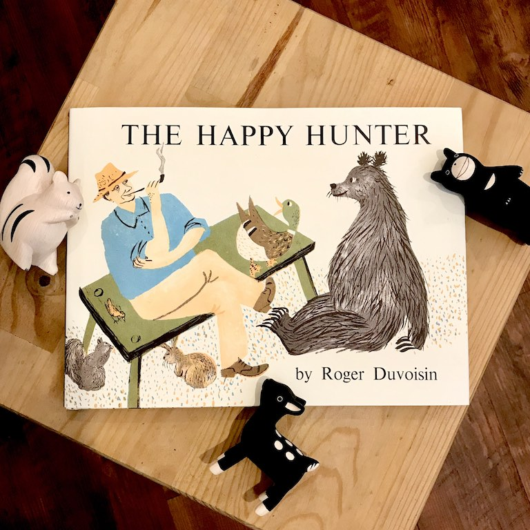 Book Review: The Happy Hunter