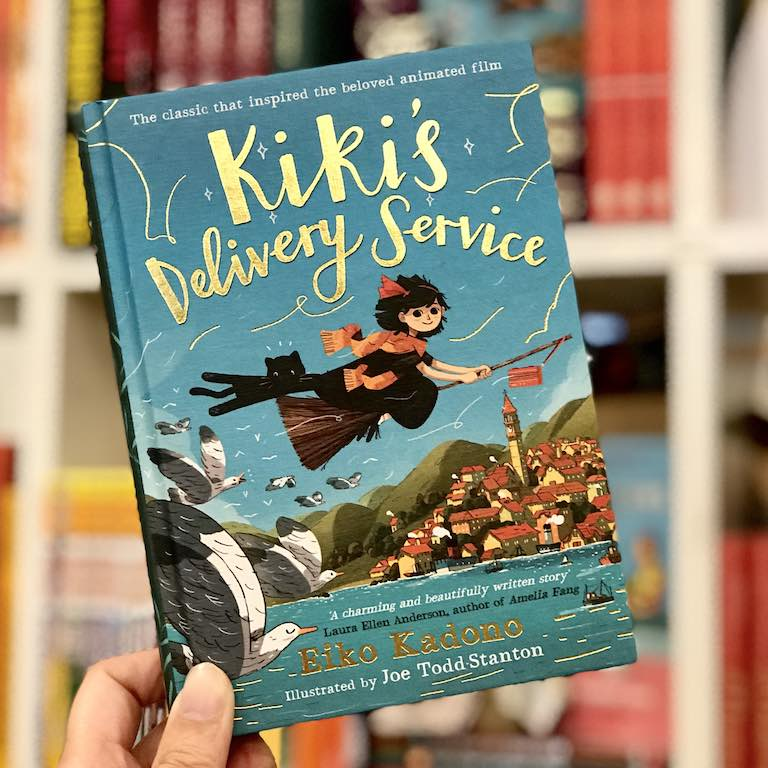 Book Review: Kiki's Delivery Service