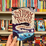 Book Review: The Storm Keeper's Island