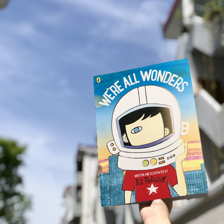 Book Review: We're All Wonders