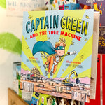 Book Review: Captain Green and the Tree Machine