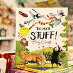 Book Review: Too Much Stuff