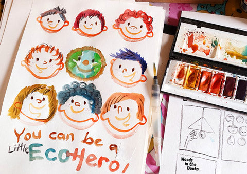 The Little EcoHero Project