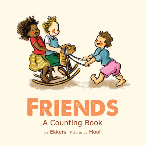 Friend: A Counting Book