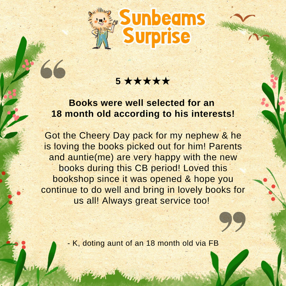 Sunbeams Surprise: Breezy Day Pack