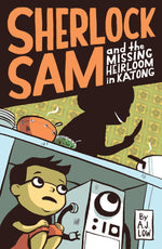 Sherlock Sam and the Missing Heirloom in Katong (Sherlock Sam 1)