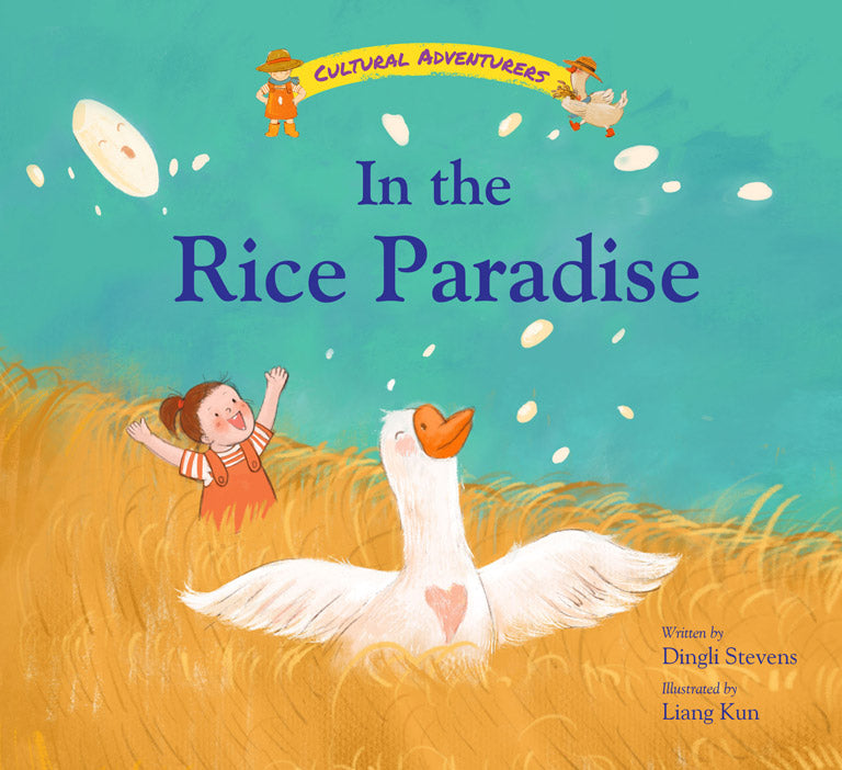 In the Rice Paradise (Cultural Adventurers 1)