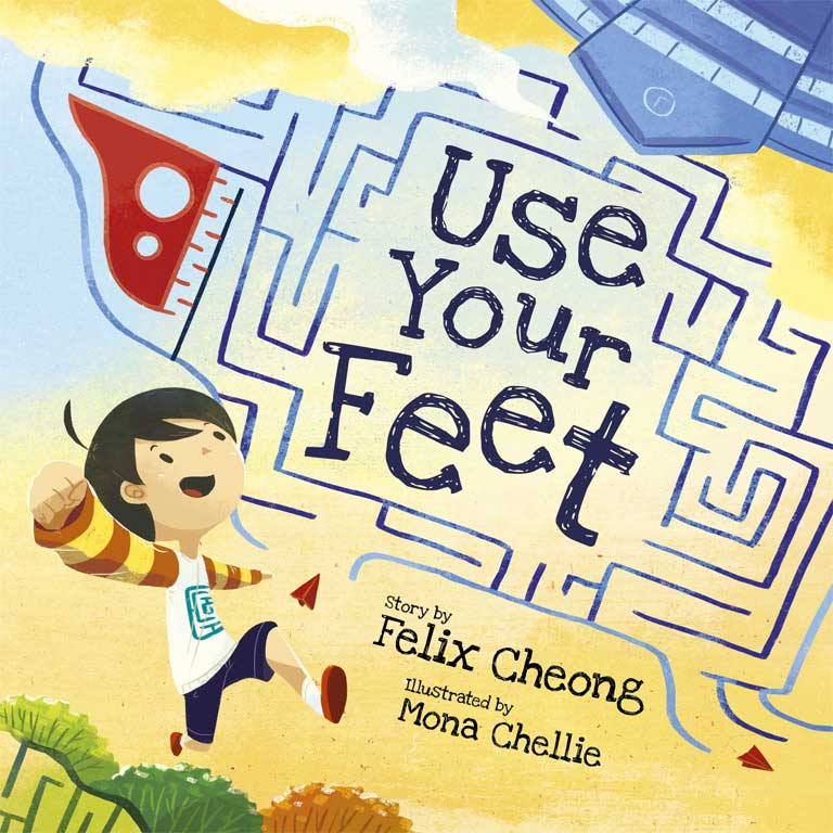 Use Your Feet