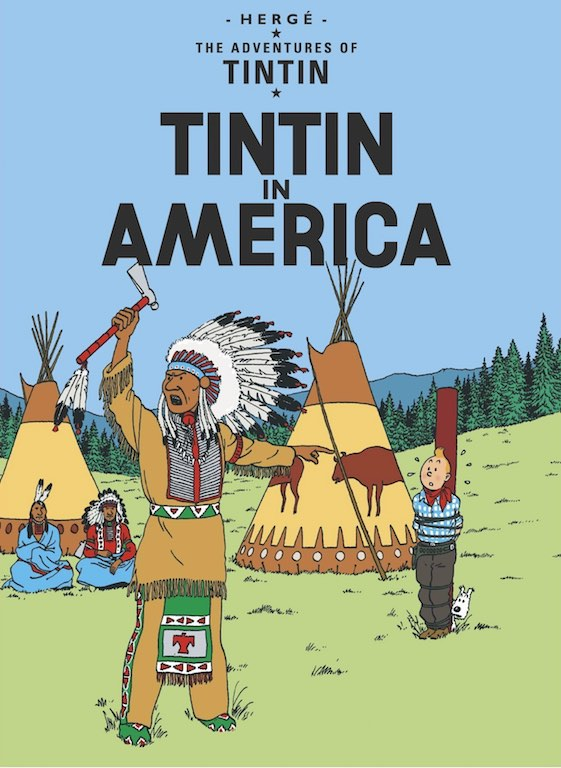 The Adventures of Tintin: Tintin in America