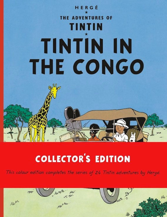 The Adventures of Tintin: Tintin in the Congo (Collector's Edition)