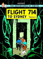 The Adventures of Tintin: Flight 714 to Sydney