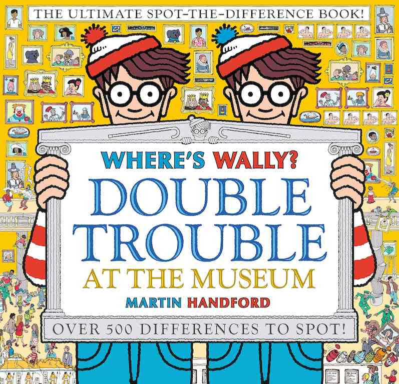 Where's Wally? Double Trouble at the Museum