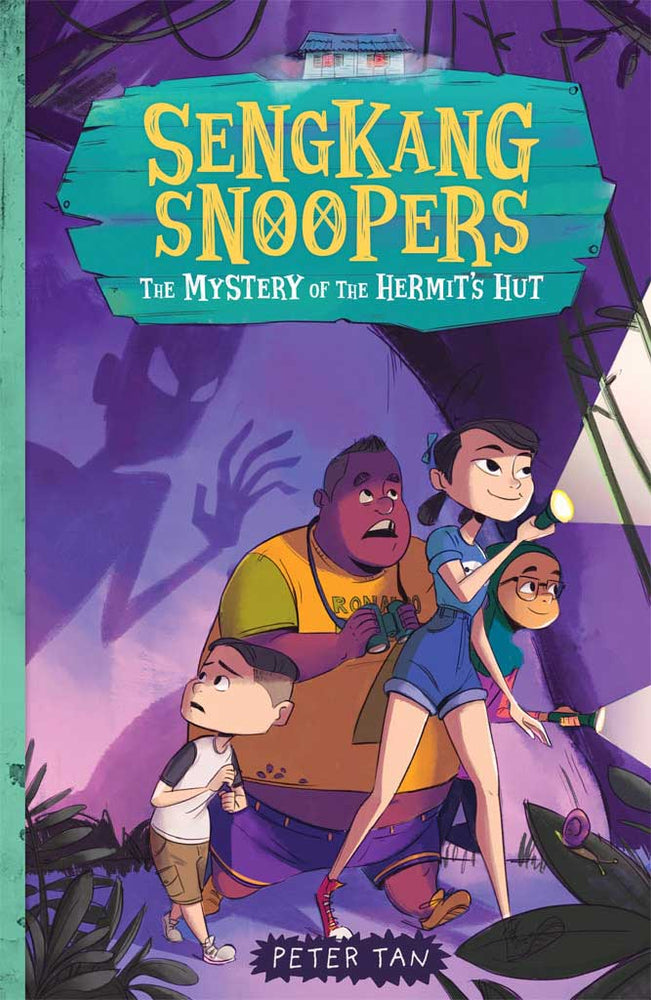 Sengkang Snoopers: The Mystery of the Hermit's Hut (Sengkang Snoopers 1)