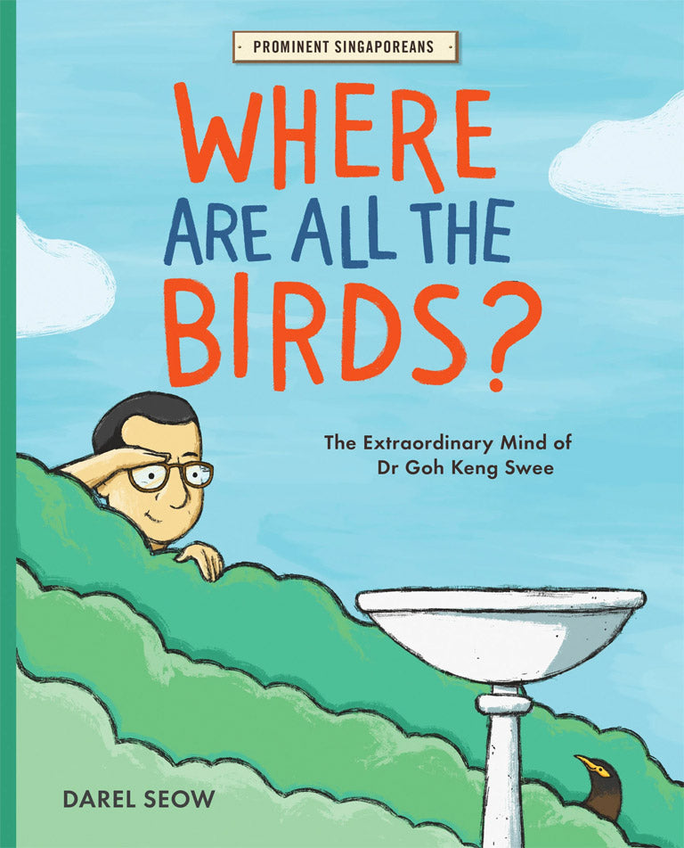 Prominent Singaporeans: Where Are All the Birds?